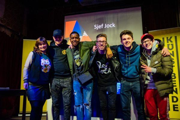 Winnaars Selectieronde DJ en Juryleden